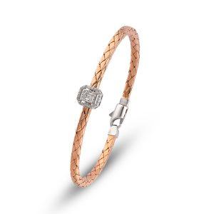 Diamond Baguette Bracelet 0.20 Carat - BGT5341