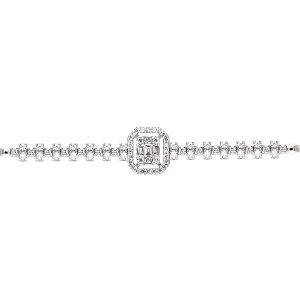 Diamond Baguette Bracelet 0.56 Carat - BGT4733