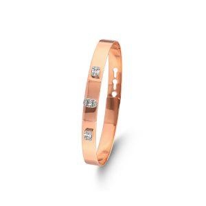 Diamond Baguette Bracelet 0.27 Carat - BGT5262