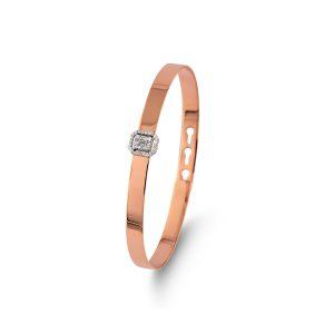 Diamond Baguette Bracelet 0.18 Carat - BGT1822