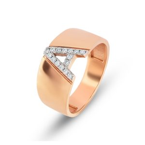 Diamond Fantasy Ring 0,15 Carat - PIR40722